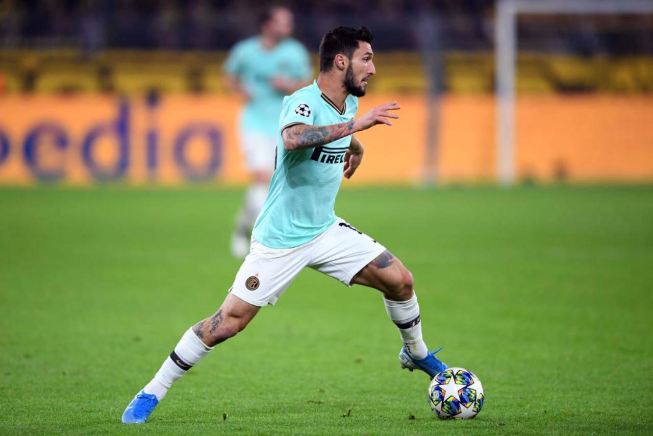 Calciomercato Inter, Florenzi è un obiettivo, ma attenti al Napoli