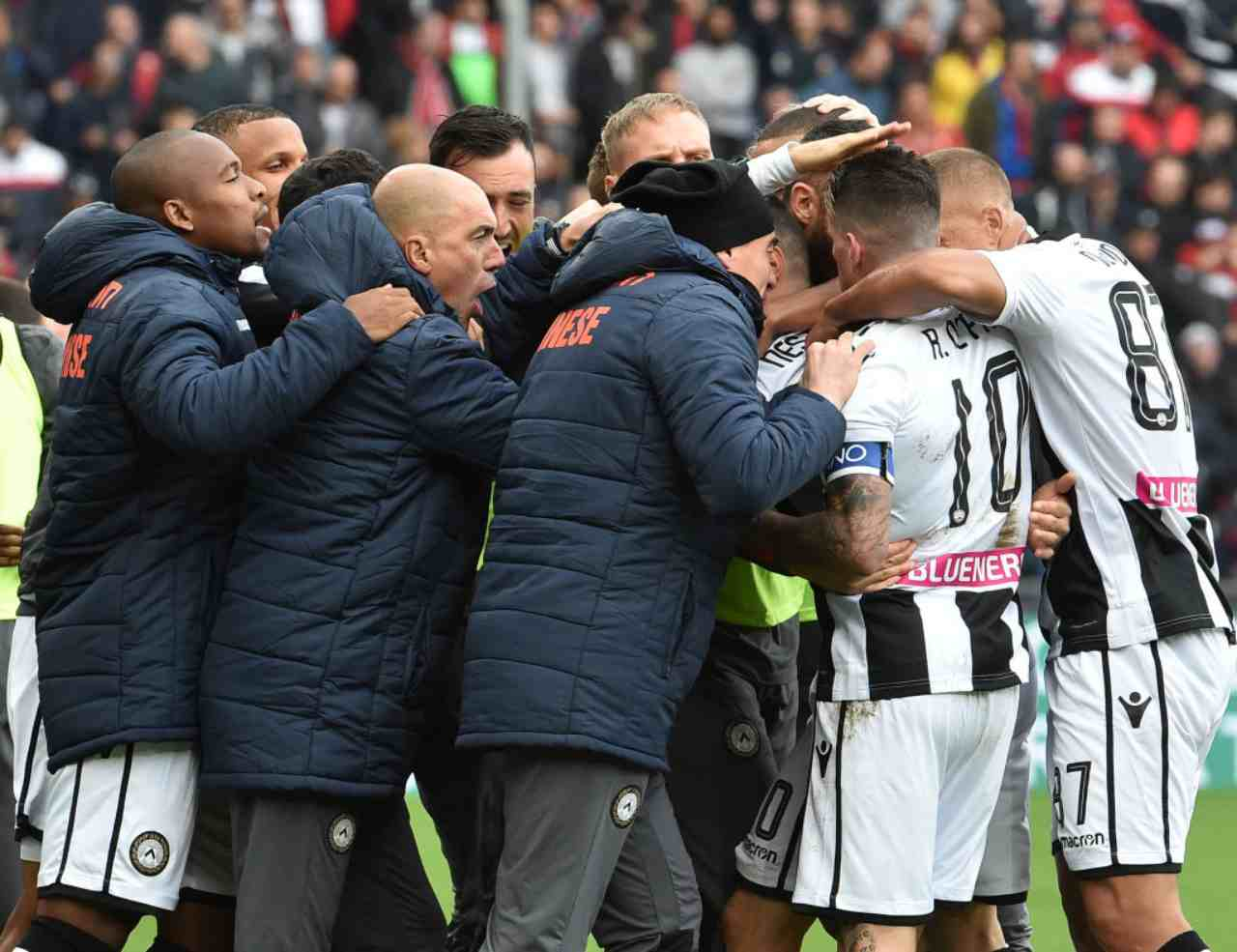 Calciomercato Inter, obiettivo De Paul: proposto Dimarco all'Udinese