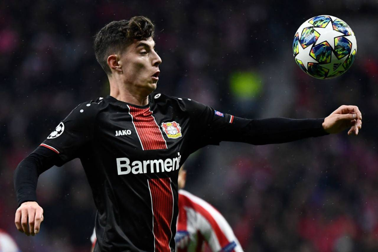 Calciomercato Juventus, Havertz Barcellona Real Madrid