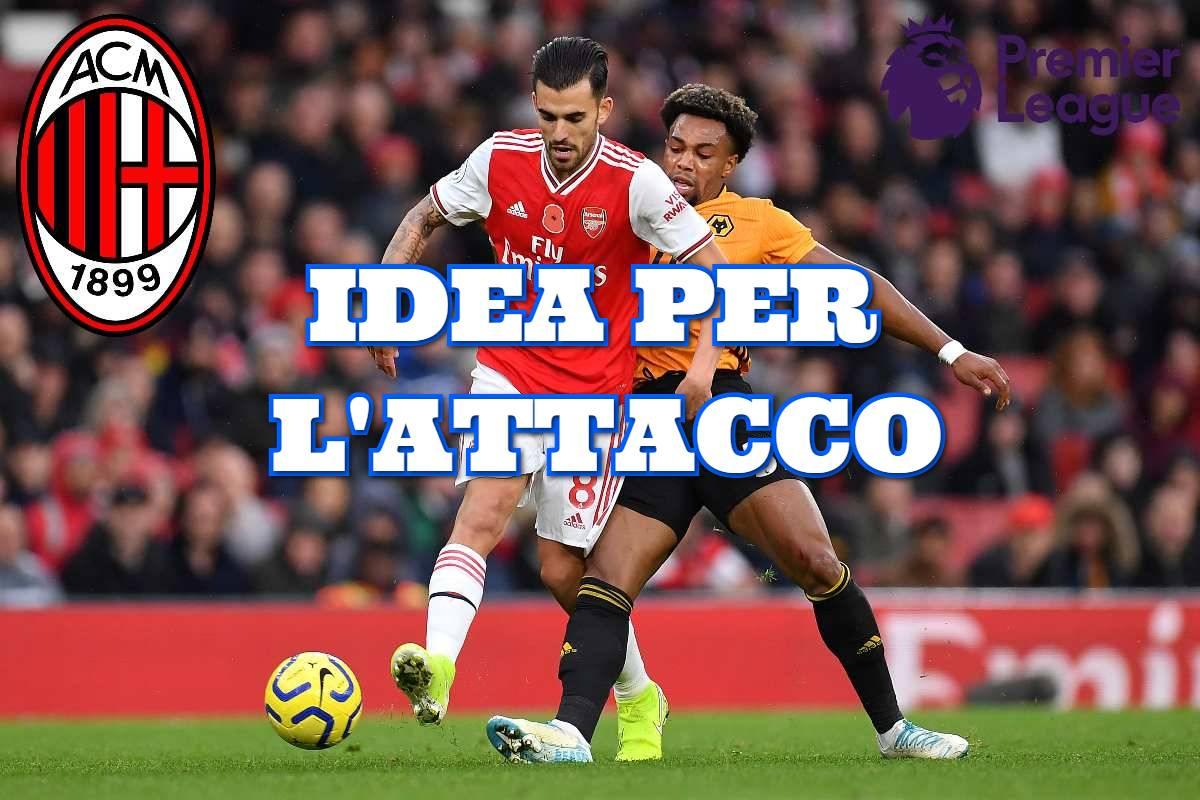 Calciomercato Milan Traore