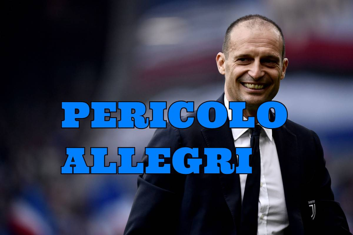 Juventus pericolo Allegri: Can Mandzukic Demiral