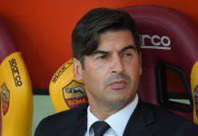 Paulo Fonseca tecnico della Roma (Getty Images)