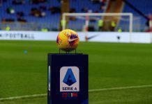 Serie A, calendario con anticipi e posticipi da 13 a 17 giornata