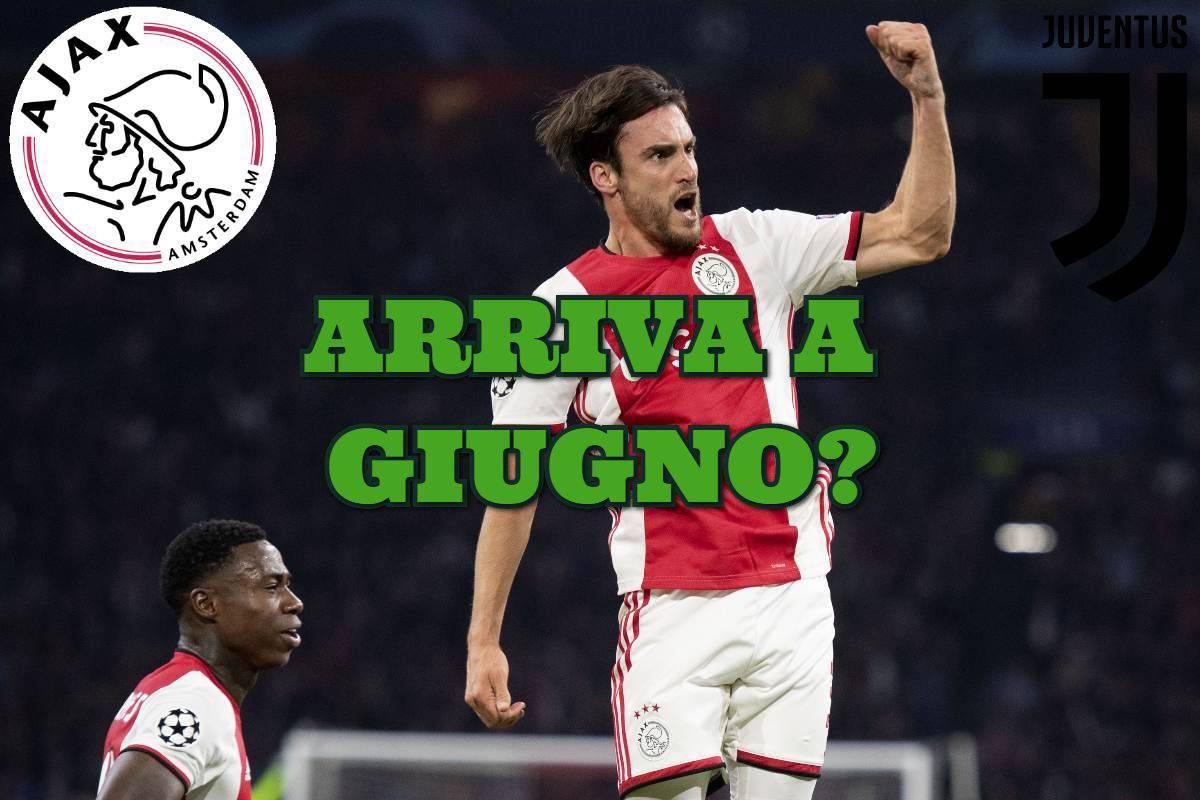 Calciomercato Juventus Tagliafico