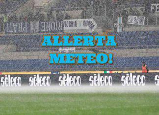 Meteo Serie A Allerta