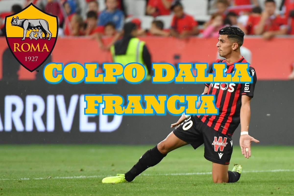 Calciomercato Roma Atal Nizza