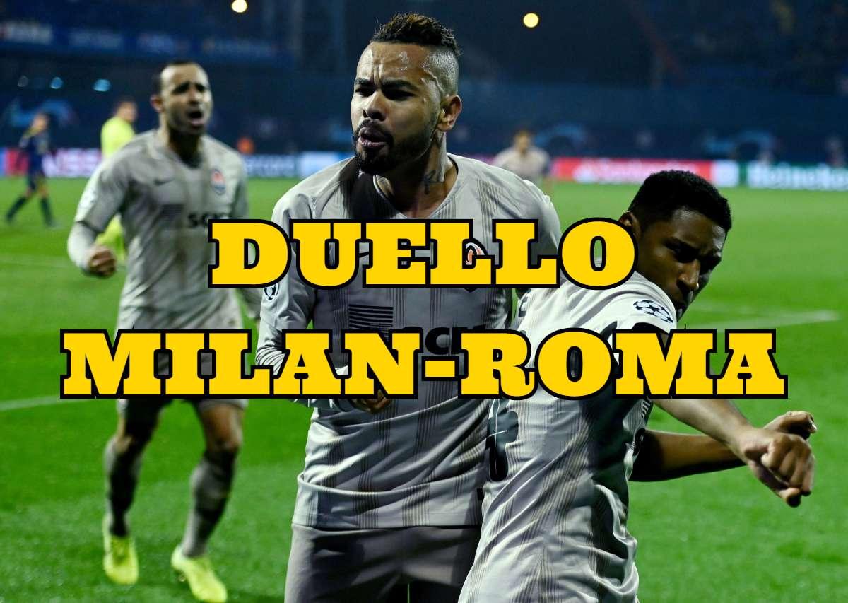 Milan Roma Tete
