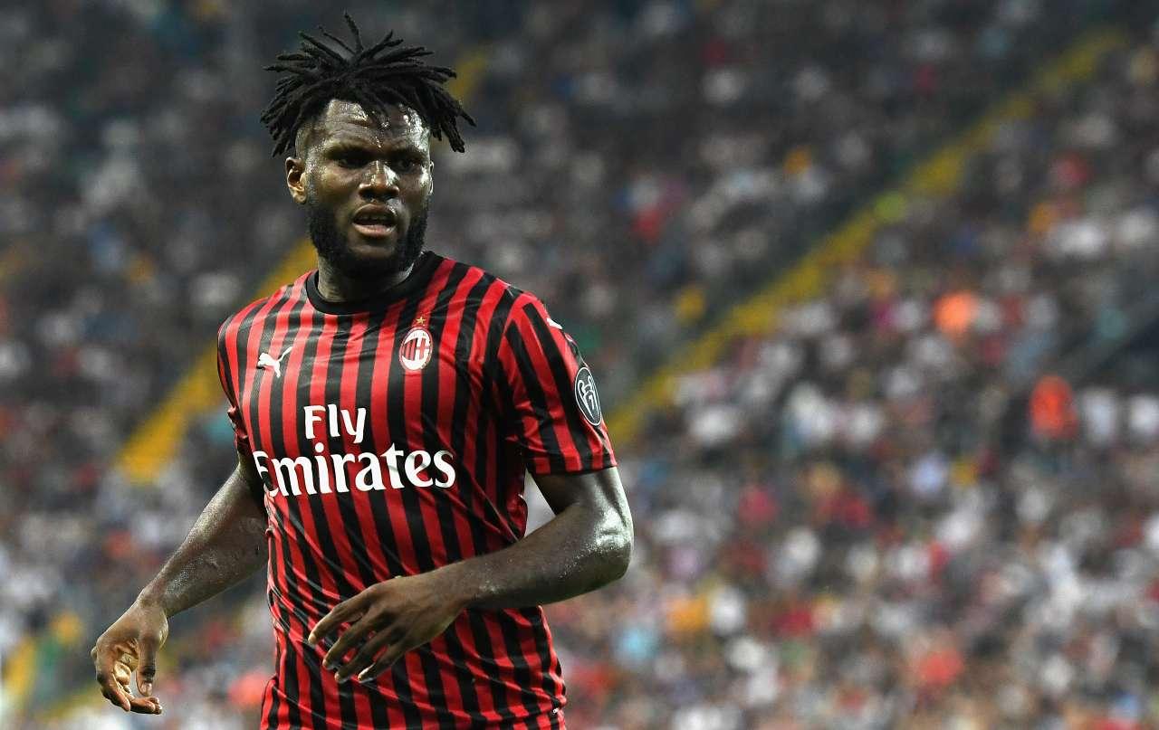 Calciomercato Milan, idea scambio Kessie-Kean con l'Everton a gennaio