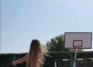 Taylor Mega bomber, il rigore hot che fa impazzire Instagram - VIDEO