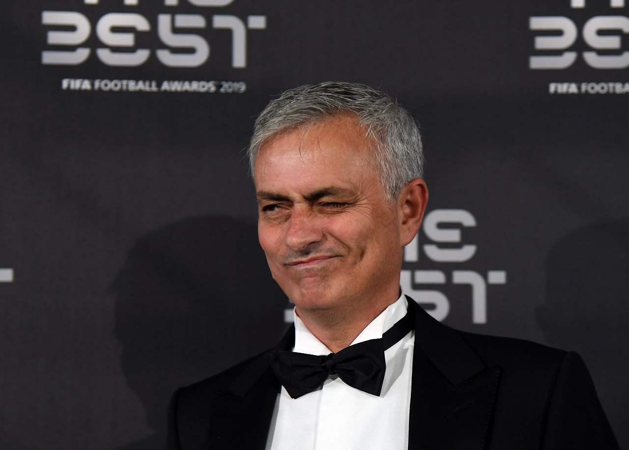 Tottenham Mourinho