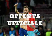 Calciomercato Inter e Juve, Atletico Madrid offre 40 milioni per Rakitic al Barcellona per gennaio