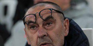 Juventus Sarri Higuain