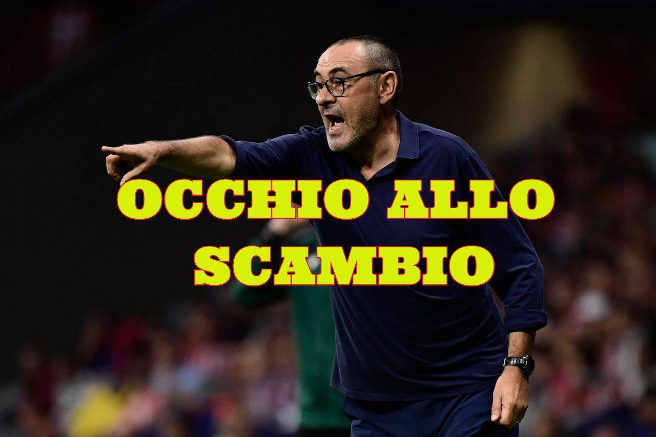 Scambio Juve Napoli