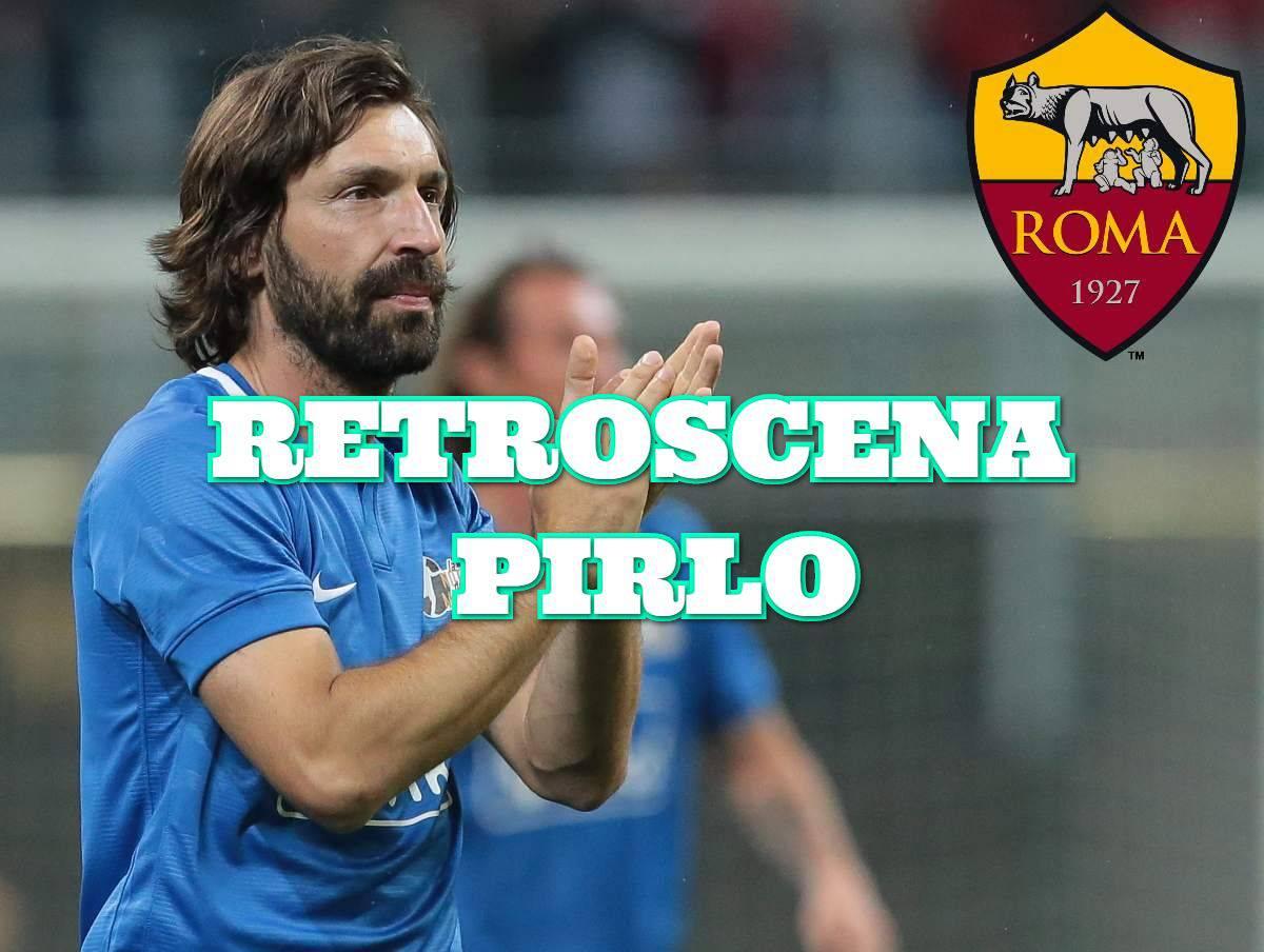 Calciomercato Roma Pirlo