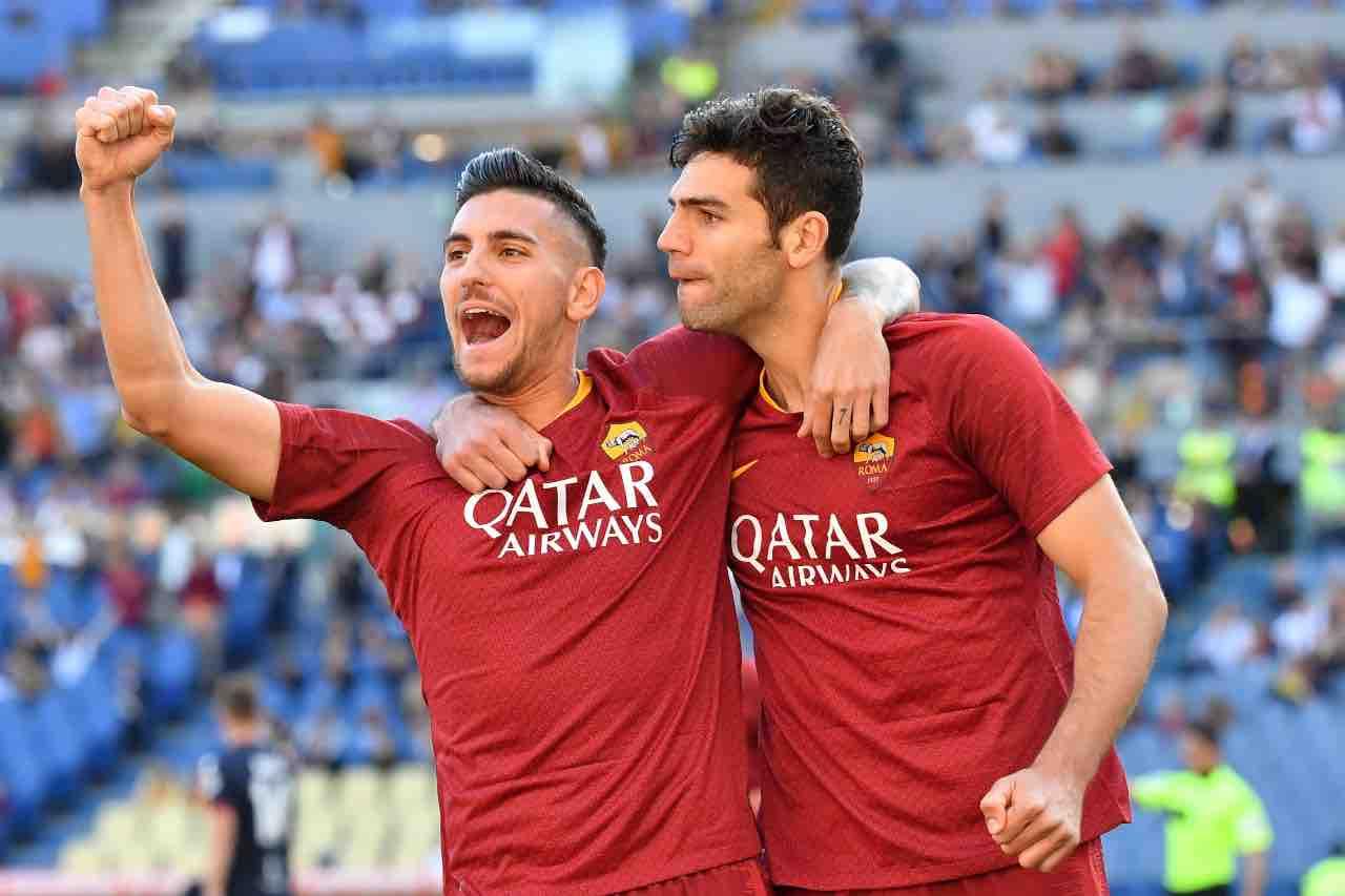 Calciomercato Roma rinnovo Pellegrini clausola