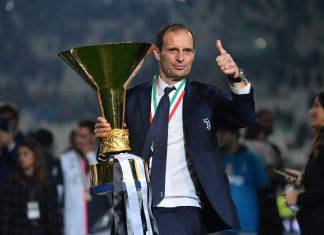 Massimiliano Allegri PSG