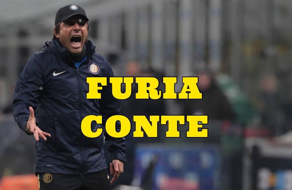 Inter, l'addio finanzia il mercato: Conte ha deciso per gennaio