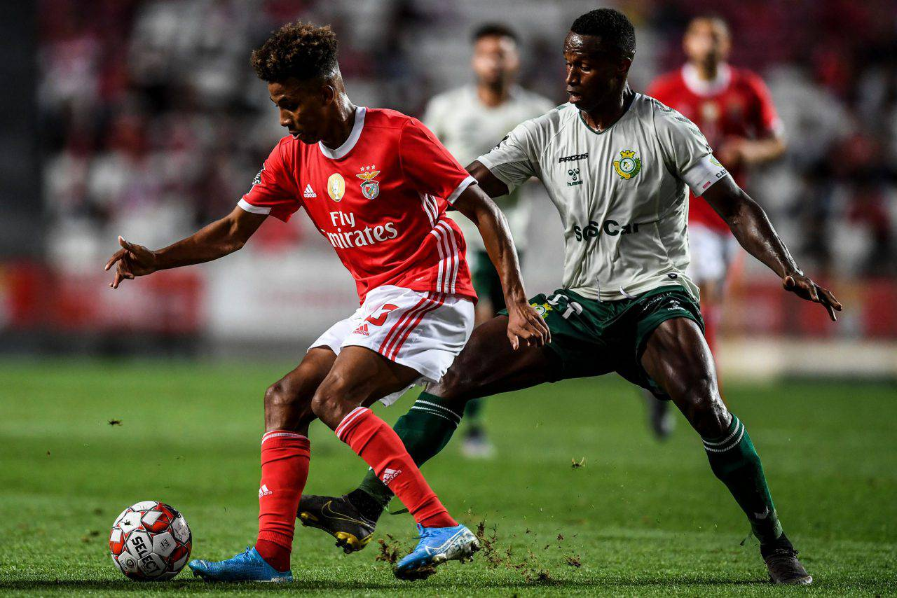 Gedson Fernandes Inter
