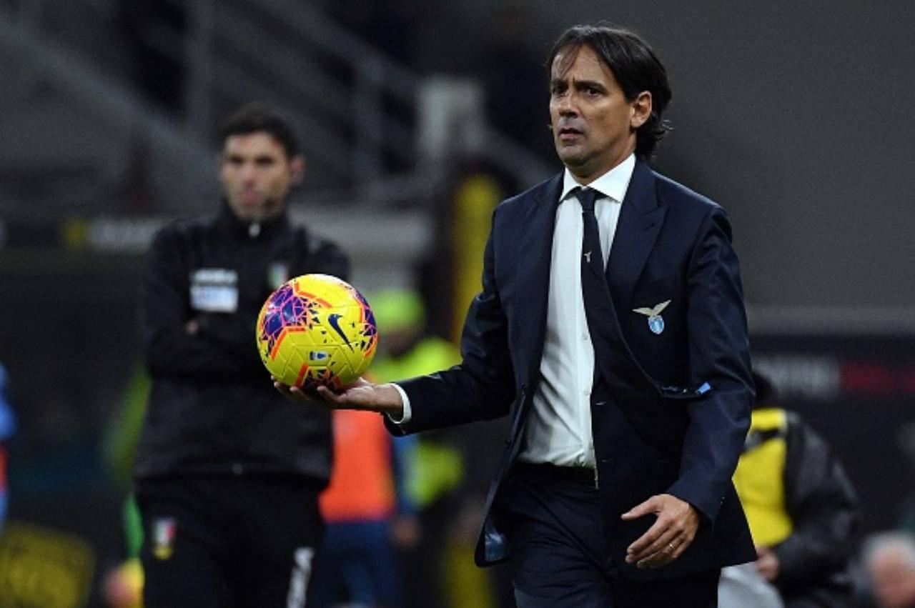 Inzaghi Lazio Lulic
