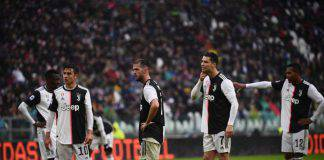 Dybala, Pjanic e Ronaldo, Lazio Juventus