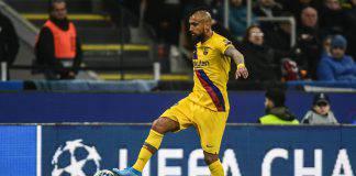 Vidal Inter calciomercato