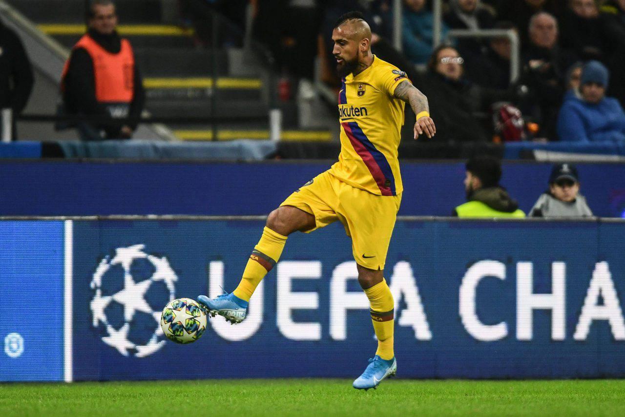 Vidal Inter Juventus
