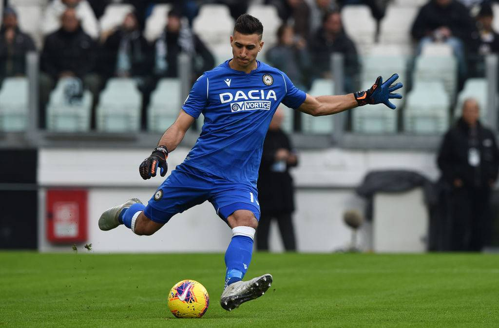 Musso Inter Milan