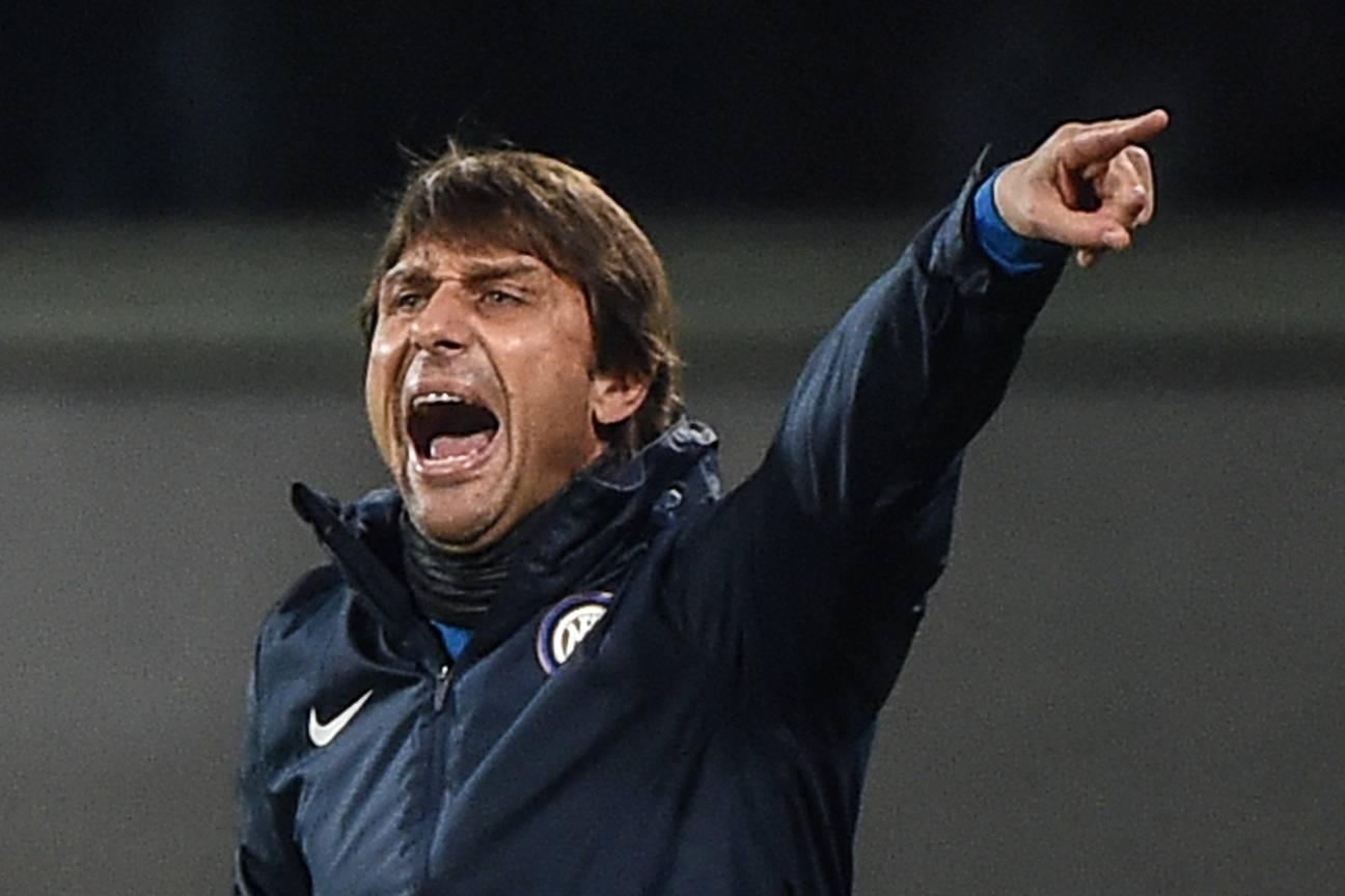 Inter, Conte furioso con i giornalisti