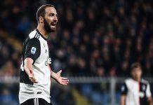 Calciomercato Juventus Higuain Marsiglia