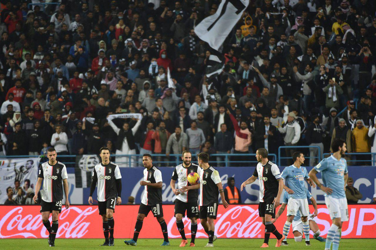 Juventus rivoluzione