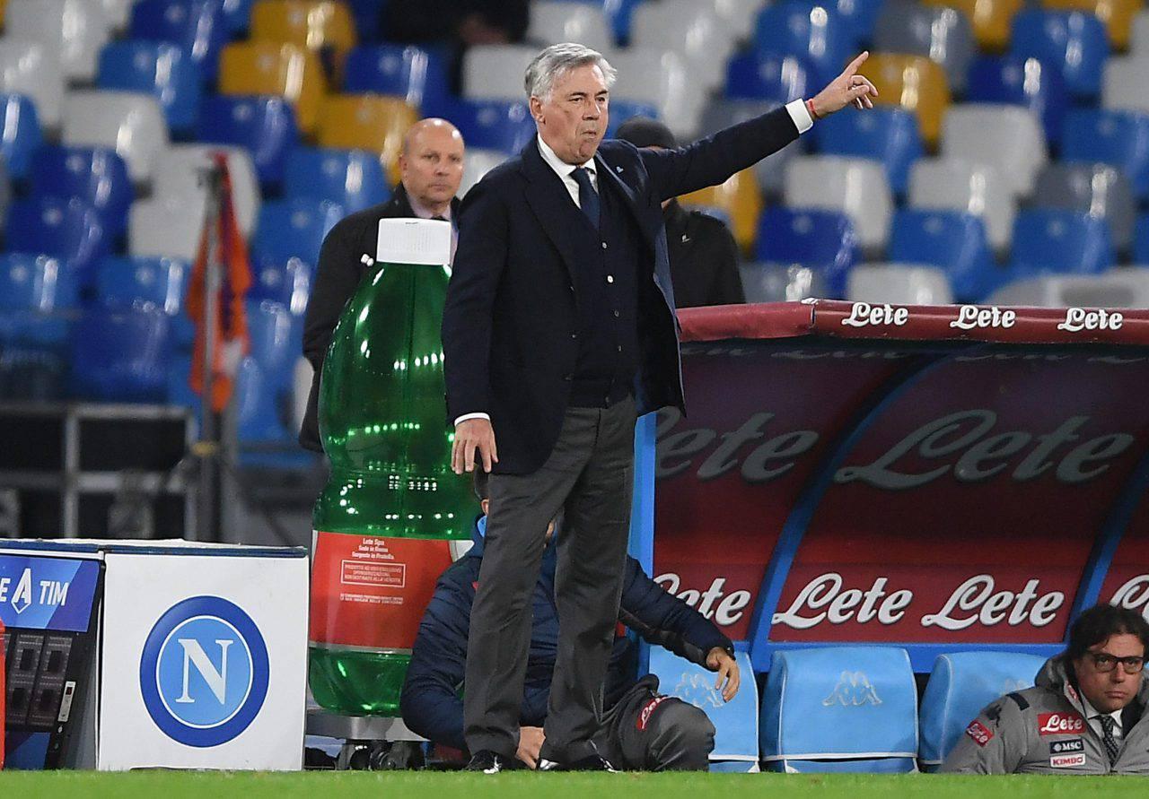 Ancelotti esonero