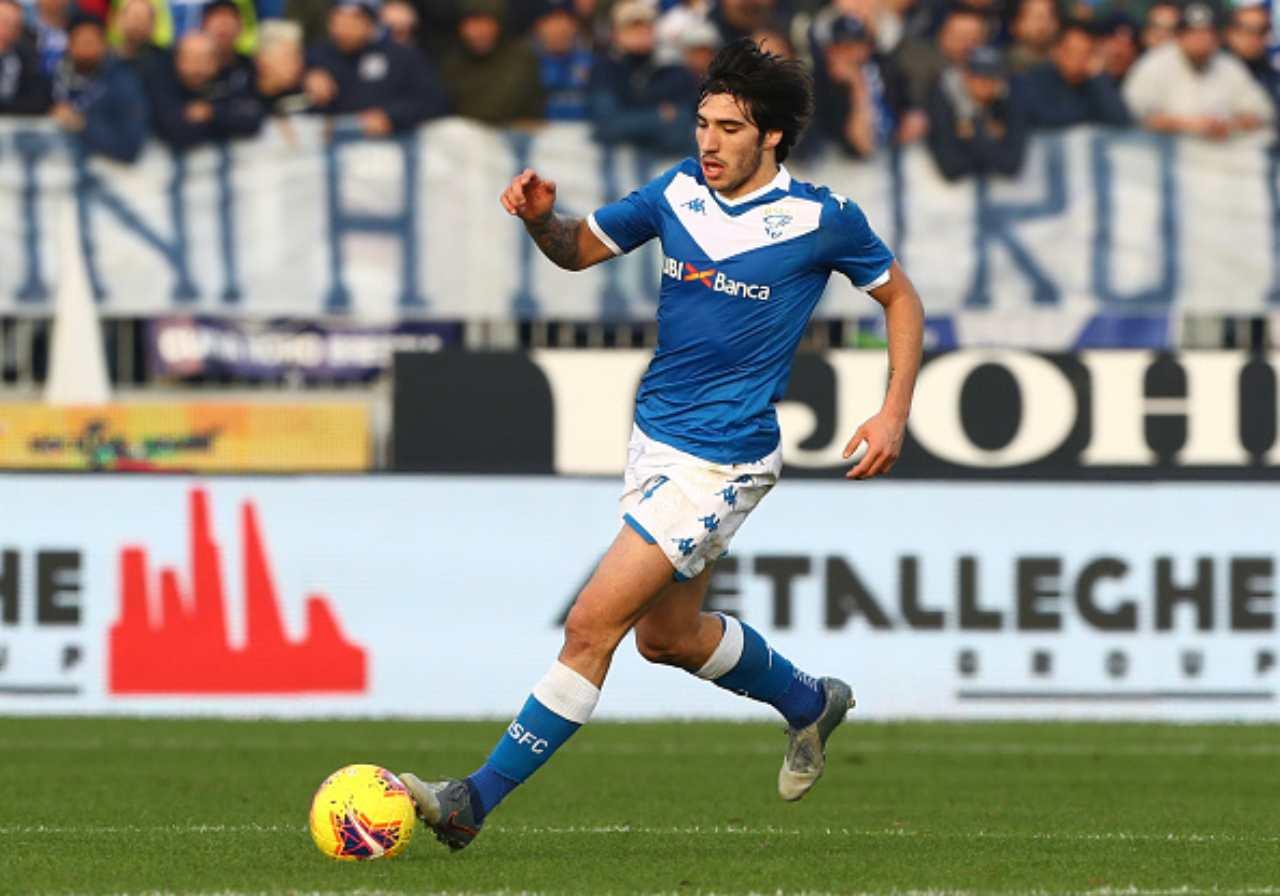 Inter Tonali Milan