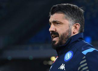 Napoli Gattuso Fabian Ruiz