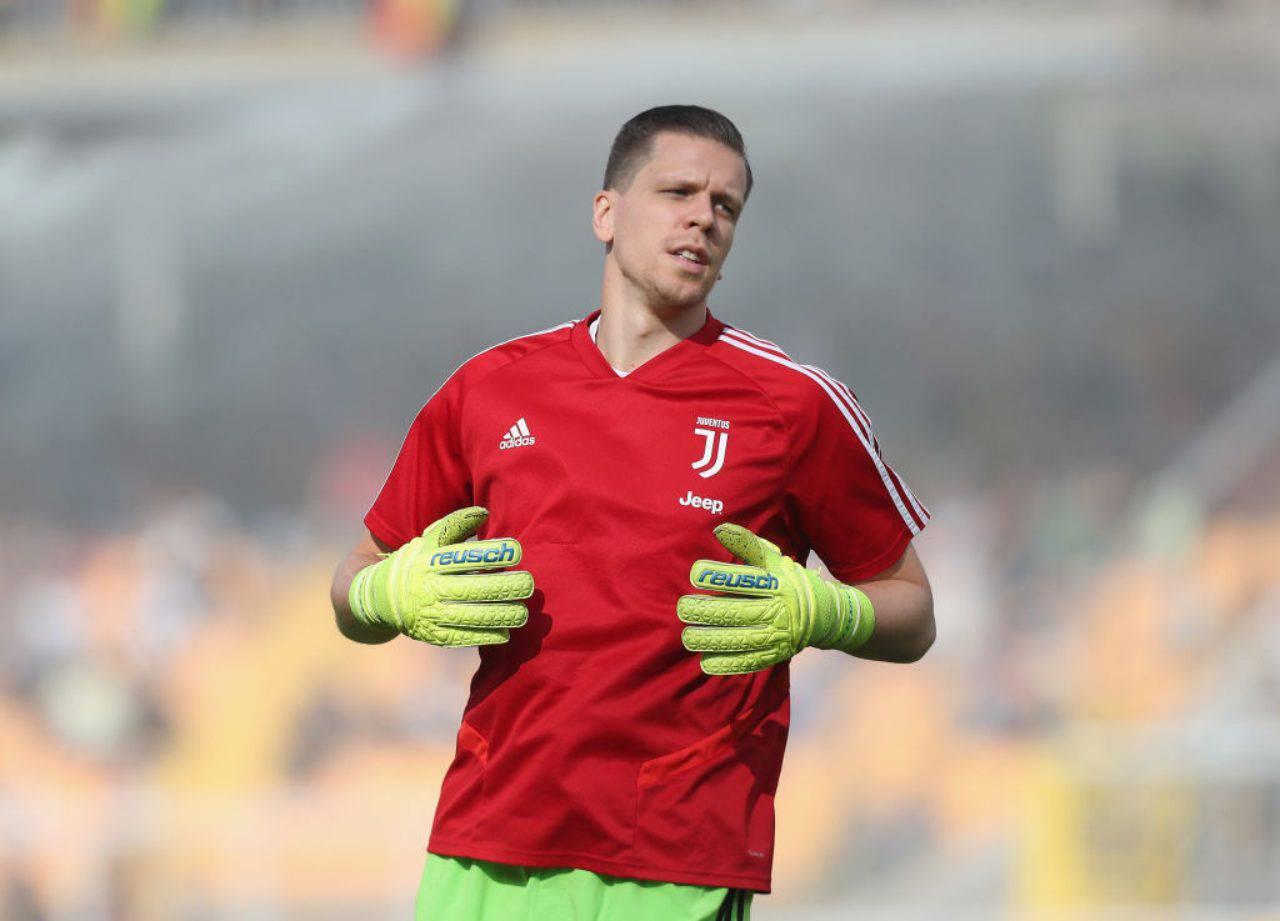 calciomercato juventus szczesny manchester united donnarumma