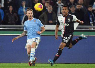 Juventus Kante Alex Sandro