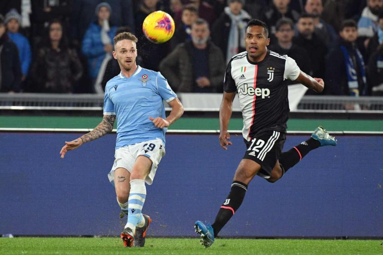 Calciomercato Inter Alex Sandro Juventus