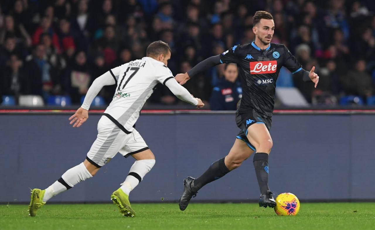 Calciomercato Napoli, Juventus Fabian Ruiz