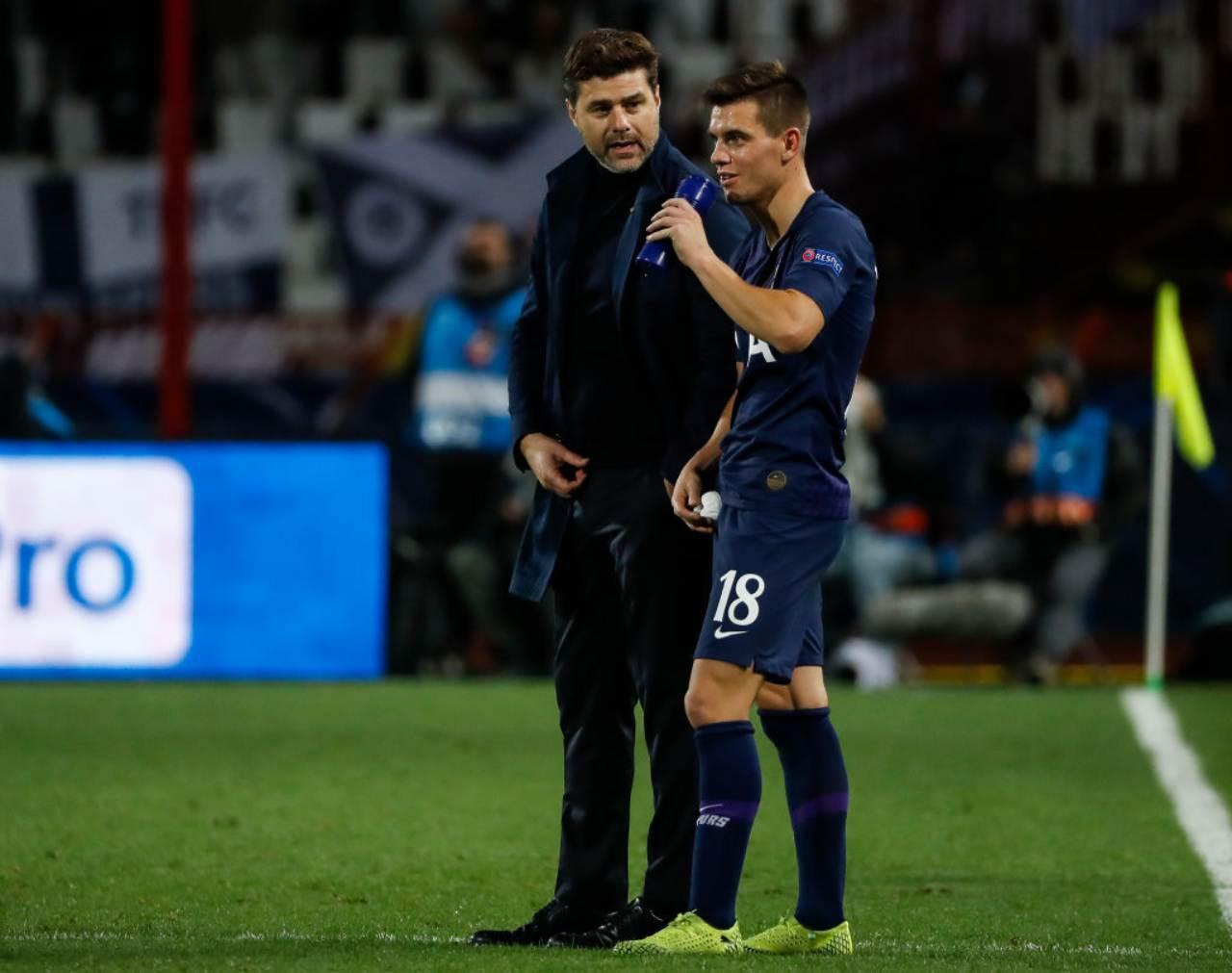 Calciomercato Milan, nome nuovo per il centrocampo: viene dal Tottenham