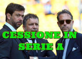 Calciomercato Juventus, addio in Serie A