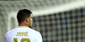 Calciomercato Napoli Jovic più soldi per Fabian Ruiz