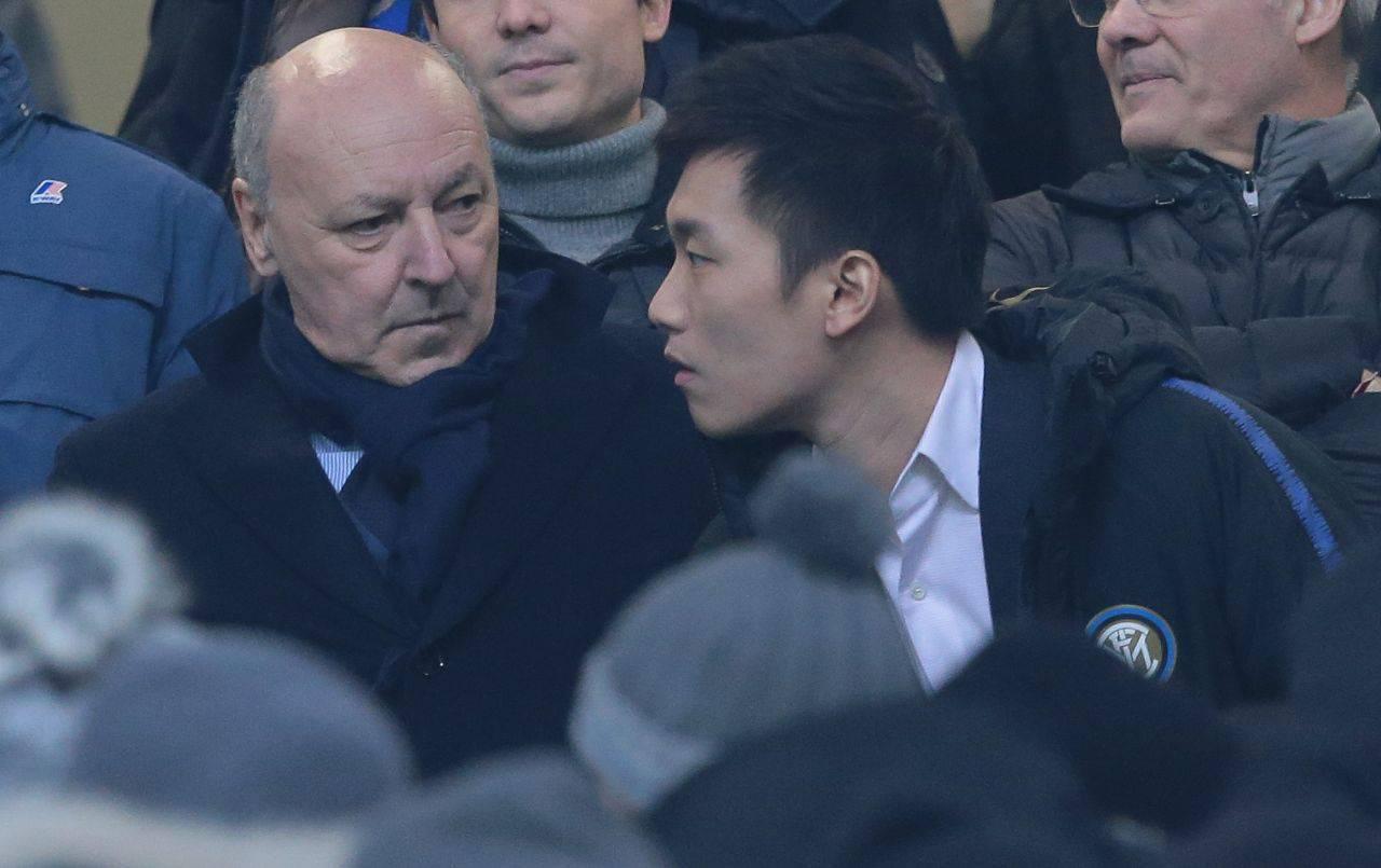 Calciomercato Inter e Milan Marotta