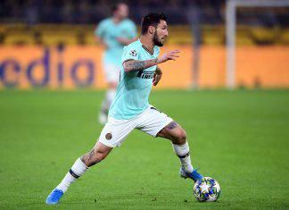 Inter Champions politano