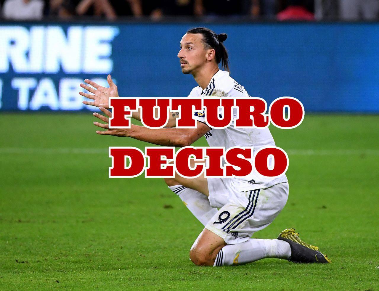 Ibrahimovic futuro