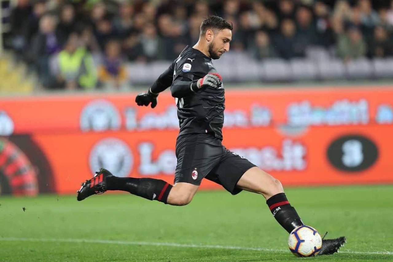 Calciomercato Milan Donnaruma