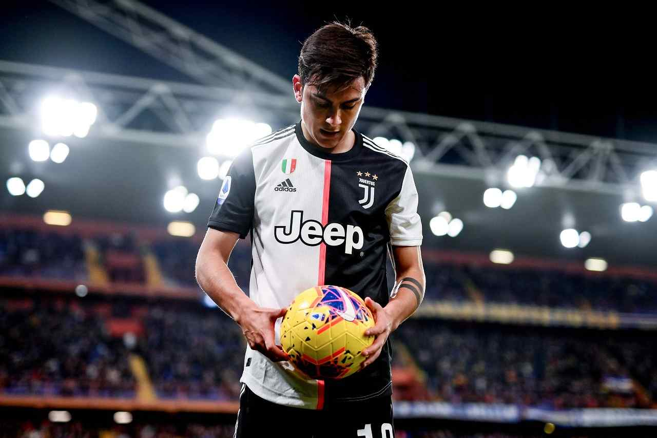 Calciomercato Juventus, il PSG vuole Dybala per sostituire Neymar e Mbappe