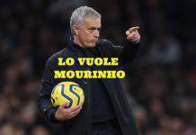 Calciomercato Roma Mourinho vuole Dzeko come vice Kane al Tottenham al gennaio