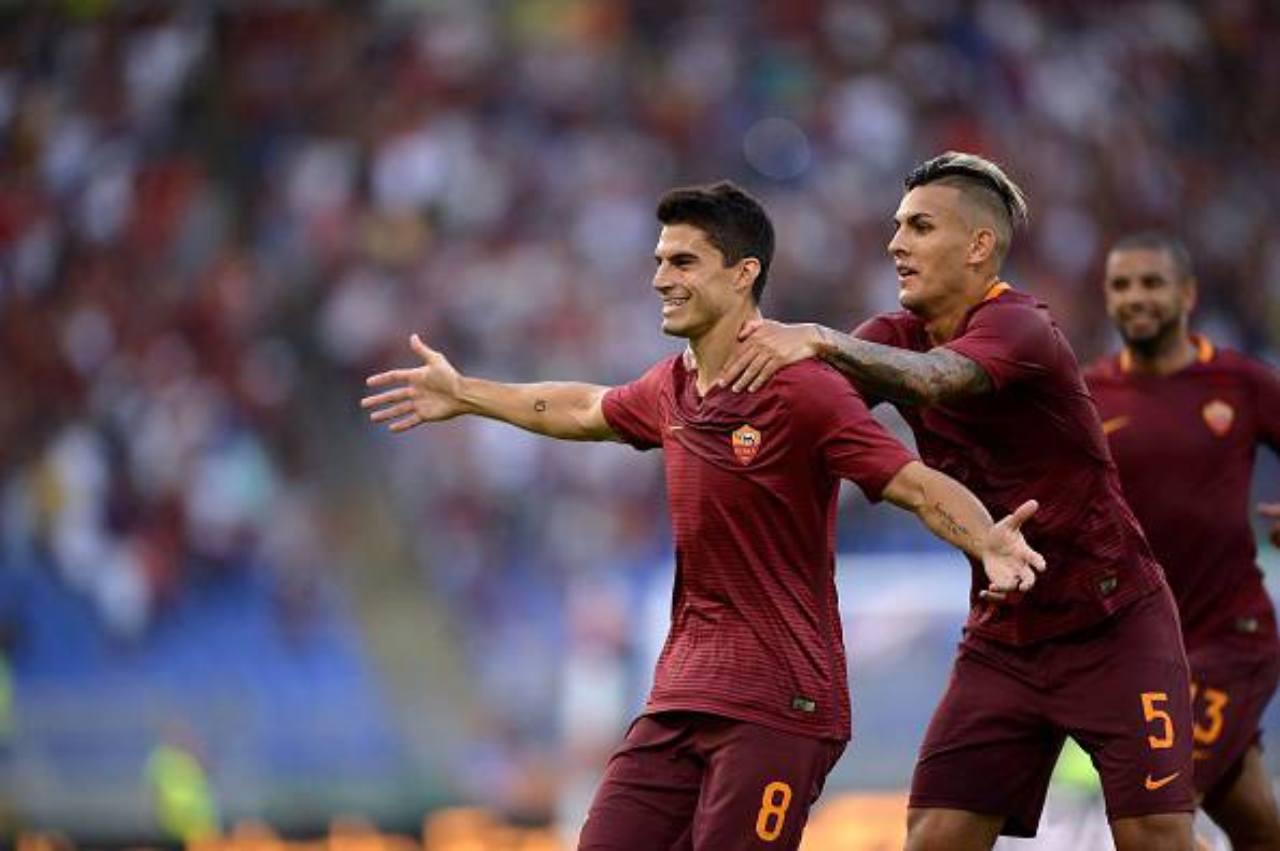 Calciomercato Roma, in gol Perotti: vicino ad un club di Serie A