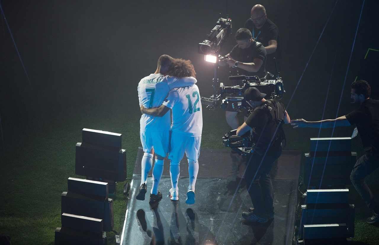 Calciomercato Juve si riforma la coppia Real Ronaldo Marcelo a giugno