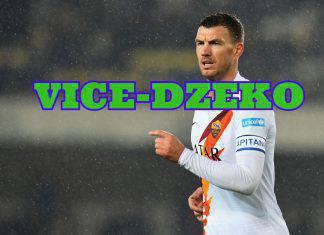 Dzeko vice Roma