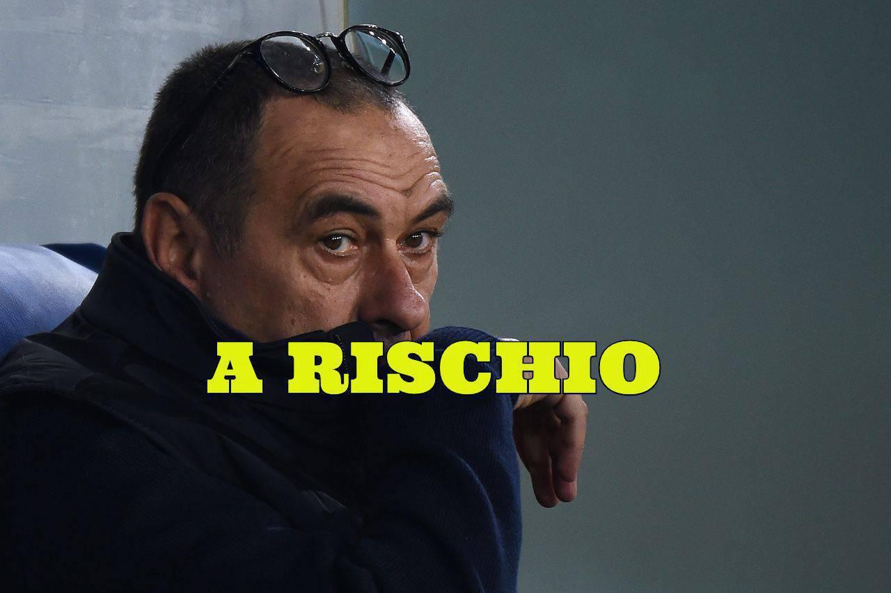 Juventus addio Sarri